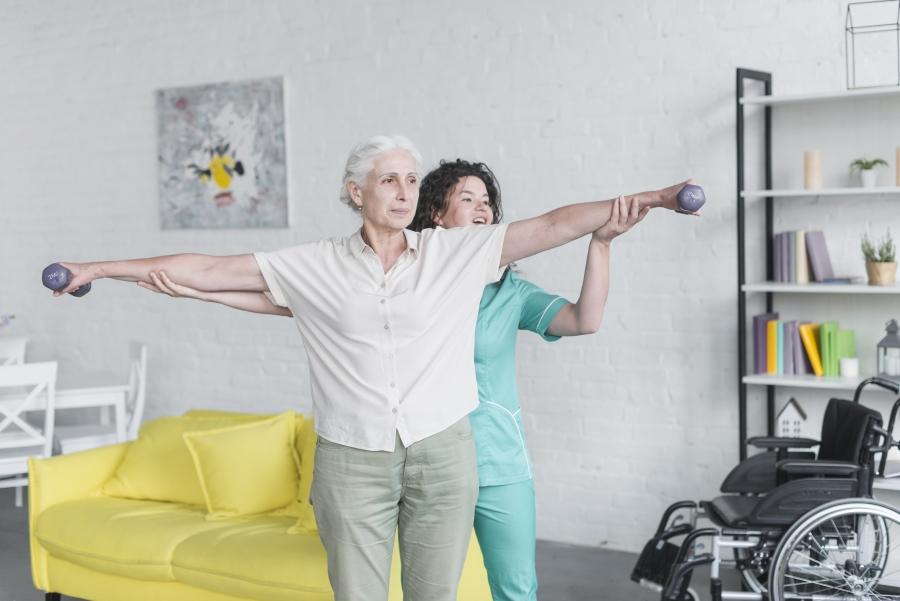 Fisioterapia Domiciliare Balduina