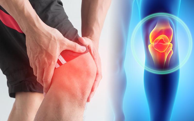 Quali sono le cause del ginocchio gonfio?
