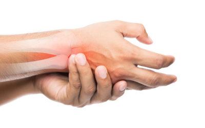 dolore al polso: cause e cura